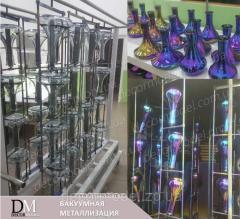 Металлизация стекла