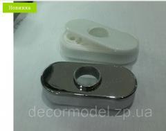 Металлизация пластмассы, АБС