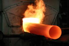Термическая обработка стальных изделий
