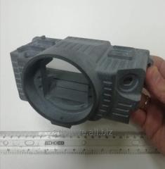Изготовление деталей из полиамида PA12