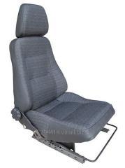 Ремонт и перетяжка сидений салона автомобиля