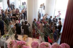 Ароматизация свадьбы профессиональным оборудованием с использованием ароматов от мирового лидера Scentair