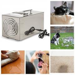 Аренда промышленного озонатора воздуха на 3 дня для устранения органических запахов от кошек и собак