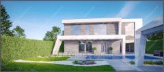 Онлайн проект загородногто дома Одесса