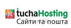 TuchaHosting 0,5 ГБ