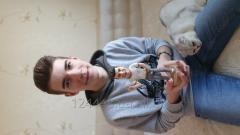 Изготовление портретной куклы