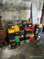 Закупка бу акб, старые аккумулятроры, сдать акумулятор