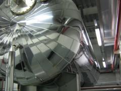 Тепловая изоляция оборудования, трубопроводов, емкостей