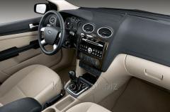 Restoration of leather interiors