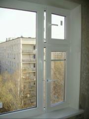 Металопластиковые окна Steko