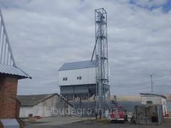 Монтаж та підключення зерноочесних машин типу луч зсо-75, 100, 150, 200, кбс