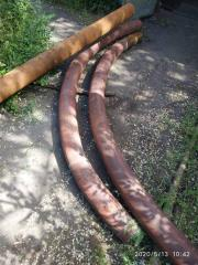 Bending of pipes