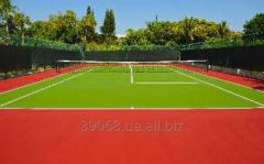 Maintenance of sports surfaces