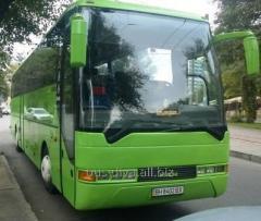 Заказ автобусов Одесса. Автобус 50 мест.