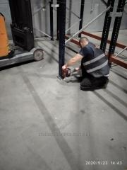 Сборка и установка всех типов складских Стеллажей любой сложности по всей территории Украины