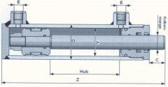 Repair and production of any types of hydraulic