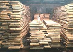 Сушіння деревини в сушильних камерах