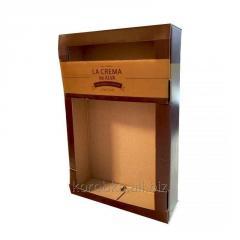 Дизайн гофроящиков и коробок 295х295х60 мм с...