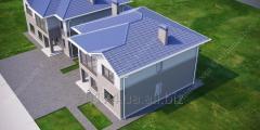 Проект дома в Совиньоне Одесса