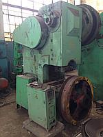 Пресс механический К2130 (налаживание, ремонт, диагностика)
