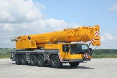 Автокран, до 90 тонн, Liebherr