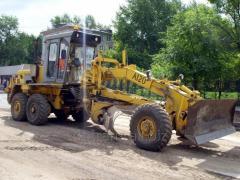 Автогрейдер, 14 тонн, А-120