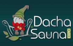 DACHA + SAUNA EXPO Международная выставка дачного