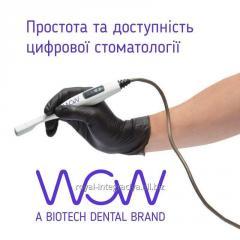 Интраоральный сканер WOW