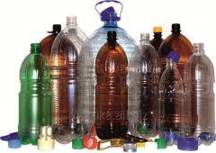 Закупка и приемка пэт бутылки, пластмассы, полиэтилена