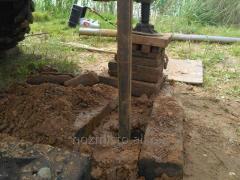 Геология участка, анализ грунта для строительства
