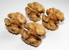 Жарка ядер орехов