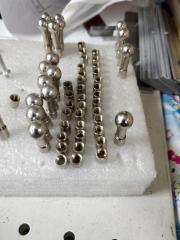 Никелирование металлических деталей  в Киеве