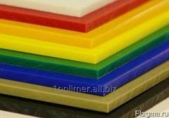 Производство полистирольных листов, пластиковых листов.