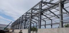 Изготовление металлоконструкций эстакад, лестниц