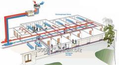 Проектирование, монтаж, сервис вентиляционных систем