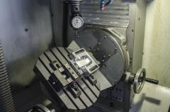 Фрезерование металла на станках с ЧПУ