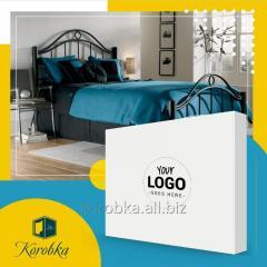 Упаковка из картона с лого