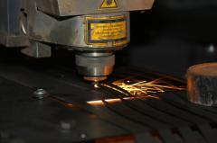 Лазерная резка черного металла. Работаем по всей Украине.