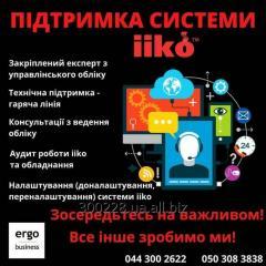 Поддержка программы iiko (айко)