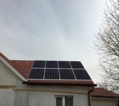 Проектировка солнечных систем
