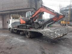 Эвакуатор 10 тонн. Перевозка сельхоз и строительной техники 10 тонн