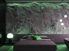 Арт-бетон Литье и лепка. Искусственные скалы в интерьере.
