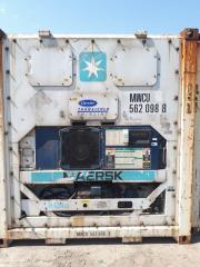 Аренда 20 футового рефрижераторного контейнера