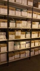 Прием на хранение кадровой документации, хранение личного состава