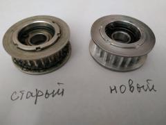 Изготовление деталей к швейной машине и другим механизмам