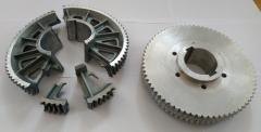 Изготовление зубчатого колеса шиномонтажного оборудования