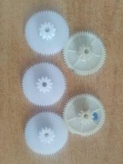 Изготовление и ремонт шестерней из пластика
