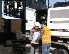 Repair of special equipment