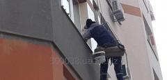 Наружное утепление стен квартиры в Одессе
