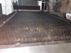 Лазерная резка листового металла толщиной до 10 мм